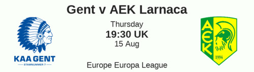 Гент – АЕК Ларнака – 3:0. Видео голов и обзор матча