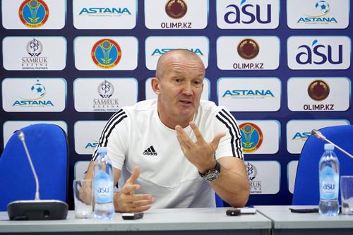 Роман ГРИГОРЧУК: «Нас ждут очень серьезные матчи с БАТЭ»
