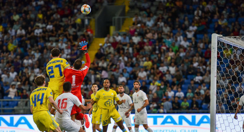 Валлетта – Астана – 0:4. Видео голов и обзор матча