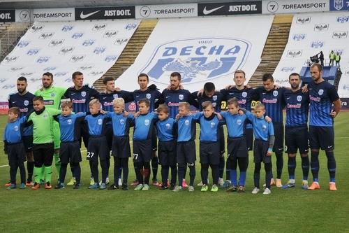 Где смотреть онлайн матч чемпионата Украины Десна – Колос