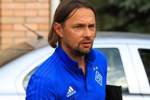 Игорь КОСТЮК: «Динамо U-19 готовится к старту в Юношеской лиге УЕФА»