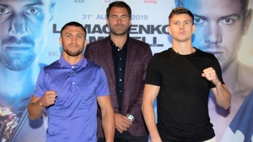 Люк КЭМПБЕЛЛ: «Верю, что смогу победить Ломаченко»