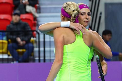 Сестры Киченок сыграют в квалификации турнира в Бронксе
