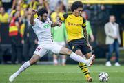 Где смотреть онлайн матч чемпионата Германии Боруссия Д – Аугсбург