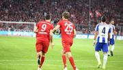 Бавария – Герта – 2:2. Видео голов и обзор матча