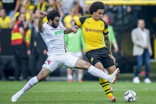 Боруссия дортмунд аугсбург смотреть матч онлайнi
