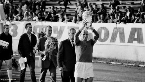 ВИДЕО. 50 лет назад Карпаты выиграли Кубок СССР
