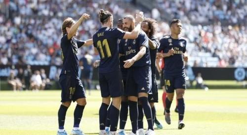 Реал начал сезон с победы над Сельтой, Бэйл сделал ассист