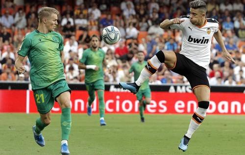 Валенсия – Реал Сосьедад – 1:1. Видео голов и обзор матча