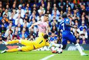 Челси сыграл вничью с Лестером во втором туре АПЛ