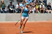 Людмила Киченок вышла в четвертьфинал парного турнира в Бронксе