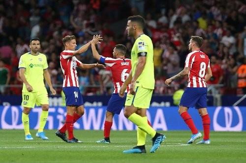 Атлетико – Хетафе – 1:0. Видео гола и обзор матча
