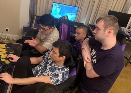 The International 2019. Na'Vi начнут плей-офф матчем с Mineski