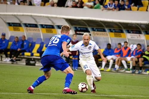 Ярослав БОГУНОВ: «Матчи с Динамо и Шахтером – это большой опыт»