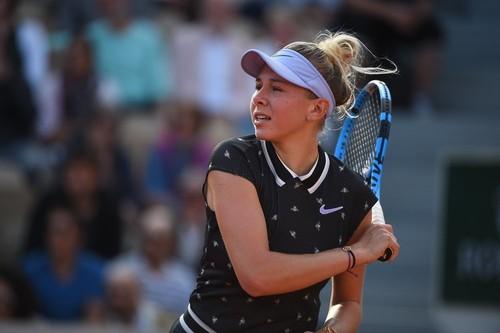Анисимова не сыграет на US Open из-за смерти отца
