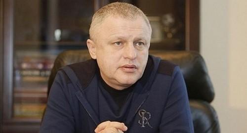 Игорь СУРКИС: «Больше всего расстроился непопаданием в Лигу чемпионов»