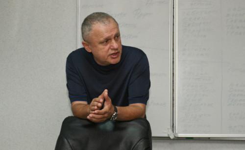 Игорь СУРКИС: «Я Динамо не брошу до последнего»