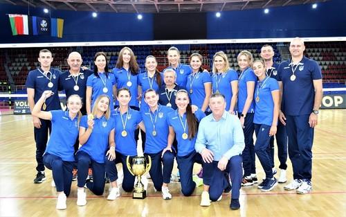 Стал известен состав сборной Украины на Евро-2019 по волейболу