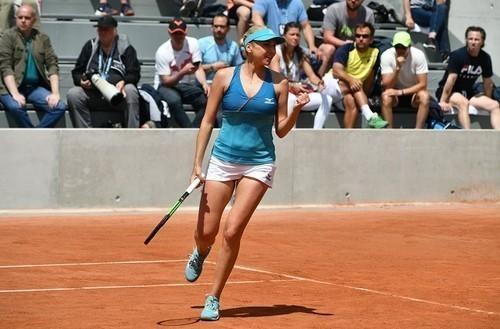 Людмила Киченок проиграла парный четвертьфинал в Бронксе