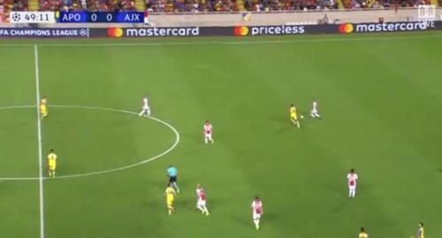 АПОЭЛ – Аякс – 0:0. Видеообзор матча