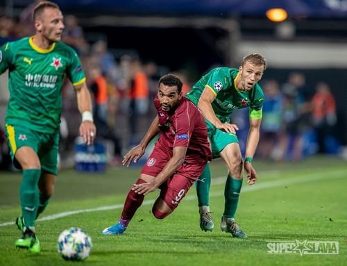 ЧФР Клуж – Славия Прага – 0:1. Видео гола и обзор матча