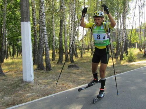 Результаты Всеукраинских соревнований по летнему биатлону
