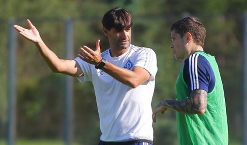 Висенте Гомес уйдет из Динамо