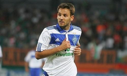 Нинкович отказался играть за сборную Украины