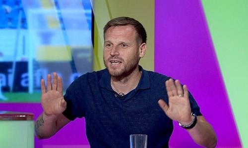 ЧЕРНАТ: «Лобановский зашел в раздевалку, и произошло землетрясение»