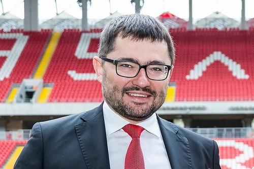 Бывший топ-менеджер Шахтера покидает Спартак
