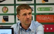 Сергей РЕБРОВ: «Пригласил бы нескольких игроков Динамо»