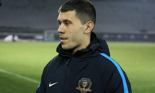 Сергей Кравченко дисквалифицирован на два матча