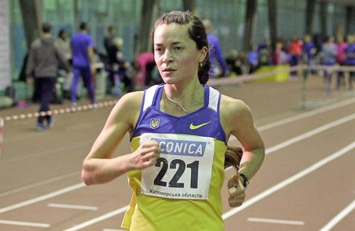 Шаталова завоювала золото ЧУ в Луцьку з найкращим результатом сезону