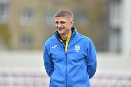Сборная Украины U-18 сыграет в финале турнира Вацлава Ежека