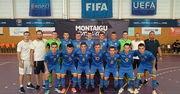 Юношеская сборная Украины по футзалу сыграет в матче за третье место