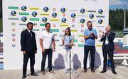 Домрачева отримала Малий Кубок світу чотирирічної давності