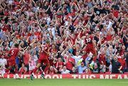 Дубль Салаха помог Ливерпулю обыграть Арсенал