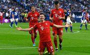 Бавария в гостях разгромила Шальке за счет хет-трика Левандовски