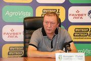 Владимир ШАРАН: «Всю вину за поражение Десне беру на себя»