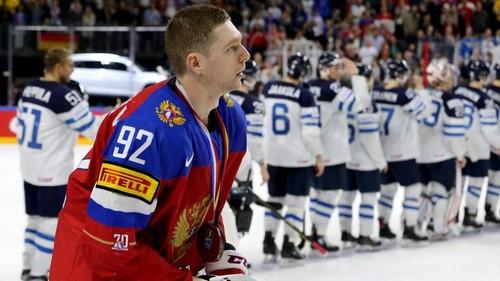 Российский хоккеист Кузнецов дисквалифицирован за употребление кокаина