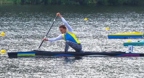 Украинка Четверикова выиграла бронзу ЧМ-2019 по гребле