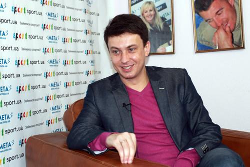 ЦЫГАНЫК: «Динамо победит Олимпик с разницей в два мяча»