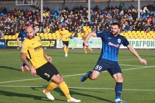 Где смотреть онлайн матч чемпионата Украины Александрия – Десна
