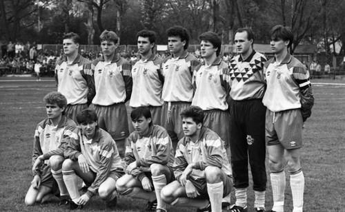 С чего все начиналось? Первый матч в истории сборной Украины