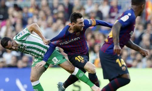 Барселона – Бетис. Прогноз и анонс на матч чемпионата Испании