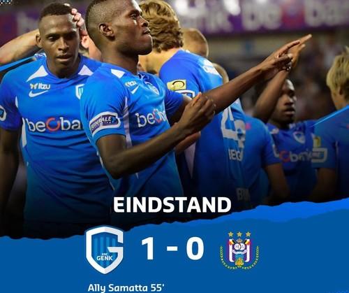 Генк – Андерлехт – 1:0. Видео голов и обзор матча