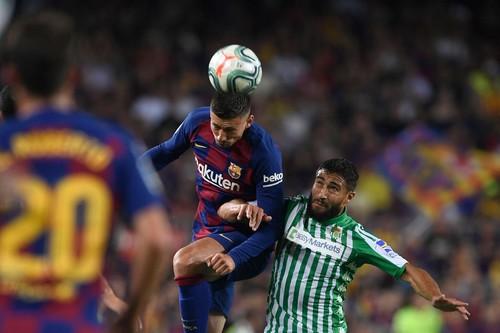 Барселона – Бетис. Текстовая трансляция матча