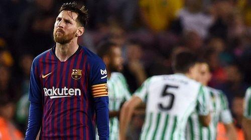 Где смотреть онлайн матч чемпионата Испании Барселона – Бетис