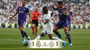 Реал Мадрид - Вальядолид - 1:1. Видео голов и обзор матча