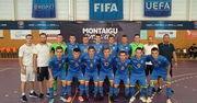 Юношеская сборная Украины заняла 4 место на Montaigu Futsal Cup